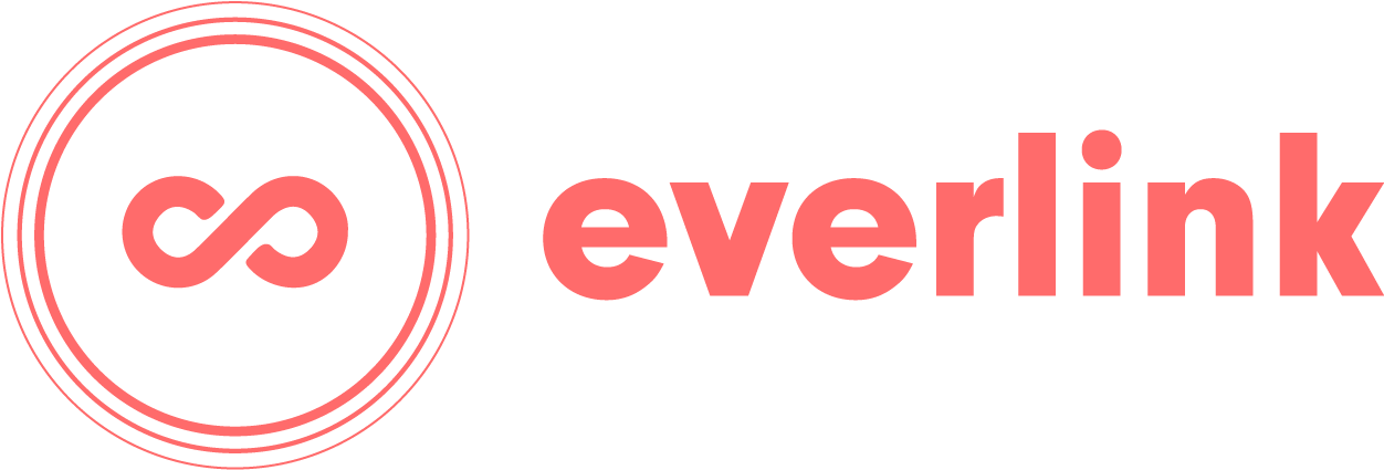 Pink Everlink Logo