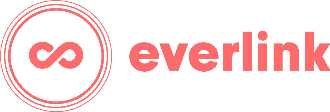 Pink Everlink Logo